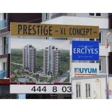 ERCİYES PRESTİJ XL 150 ARAÇLIK HGS SİSTEMİ