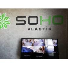 SOHO PLASTİK HD KAMERA SİSTEMİ 2020